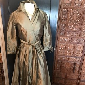 Dresses & Skirts - Marisa Baratelli Vintage Silk